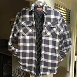 Very cool flannel shirt-jacket